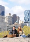 Karen Gillan - on the set of Dr Who in Central Park-15