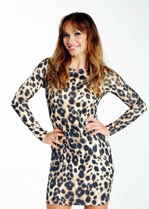 Karina Smirnoff - KIIS FM's Jingle Ball 2014 Portraits