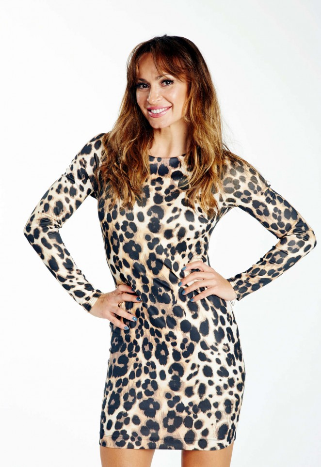 Karina Smirnoff: KIIS FMs Jingle Ball 2014 Portraits -10