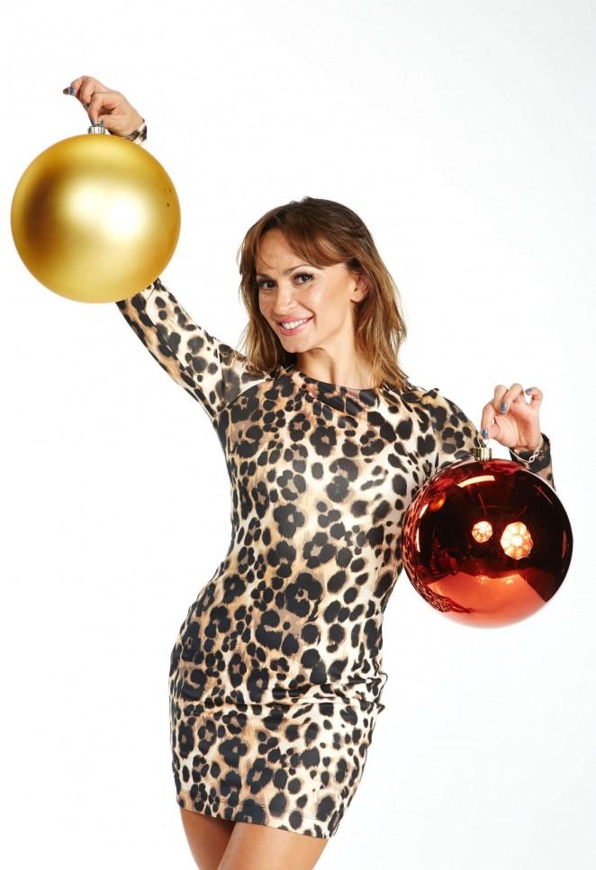 Karina Smirnoff: KIIS FMs Jingle Ball 2014 Portraits -11