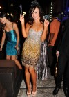 Karina Smirnoff In Dress Hosts New Years 2013 at The Catalina in Miami