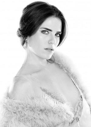 Karla Souza - BELLO Magazine (November 2014)
