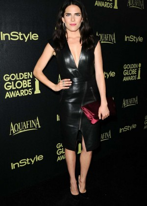 Karla Souza - HFPA & InStyle Celebrate 2015 Golden Globe Award Season in West Hollywood