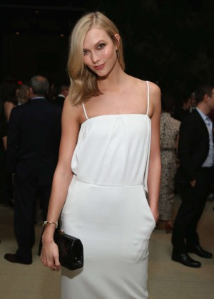 Karlie Kloss - 11th annual CFDA/Vogue Fashion Fund Awards in NY