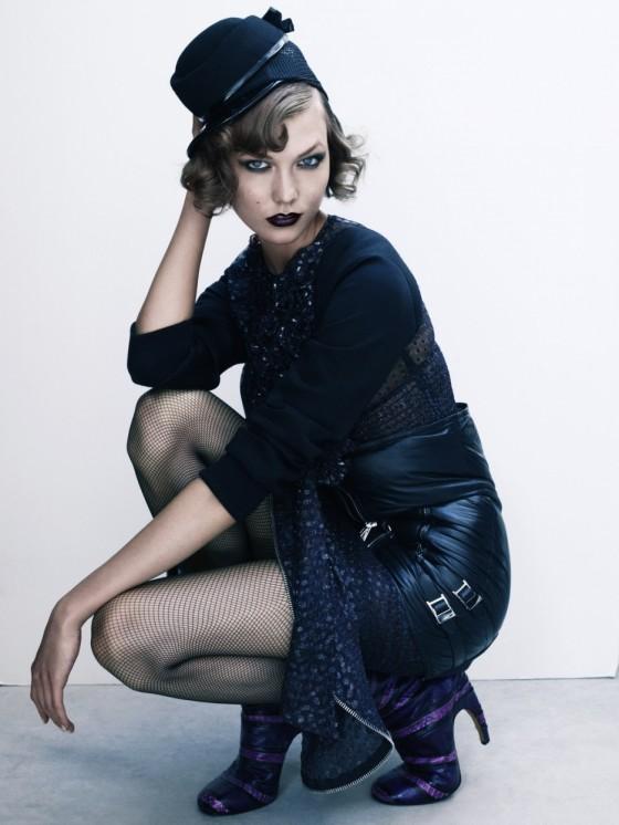 Karlie Kloss: Antidote Magazine -02