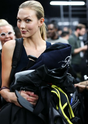 Karlie Kloss - Alexander Wang X H&M Collection Launch in NYC