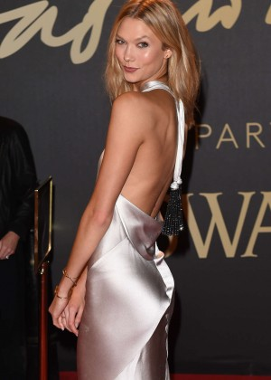 Karlie Kloss - 2014 British Fashion Awards in London