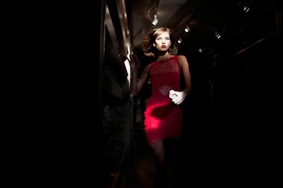 Karlie Kloss: Tamara Mellon 2014 -02