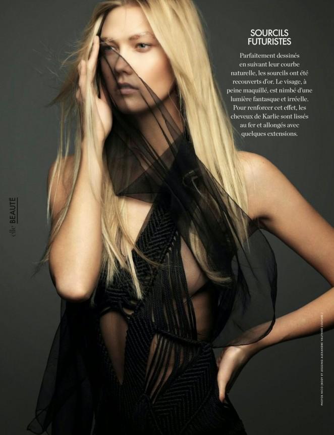 Karlie Kloss – ELLE France Magazine (December 2014)