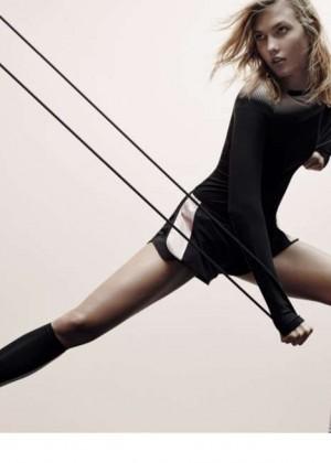 Karlie Kloss - Nike x Pedro Lourenço Campaign 2014