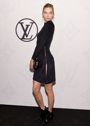 Karlie Kloss - Louis Vuitton Monogram Celebration in NYC