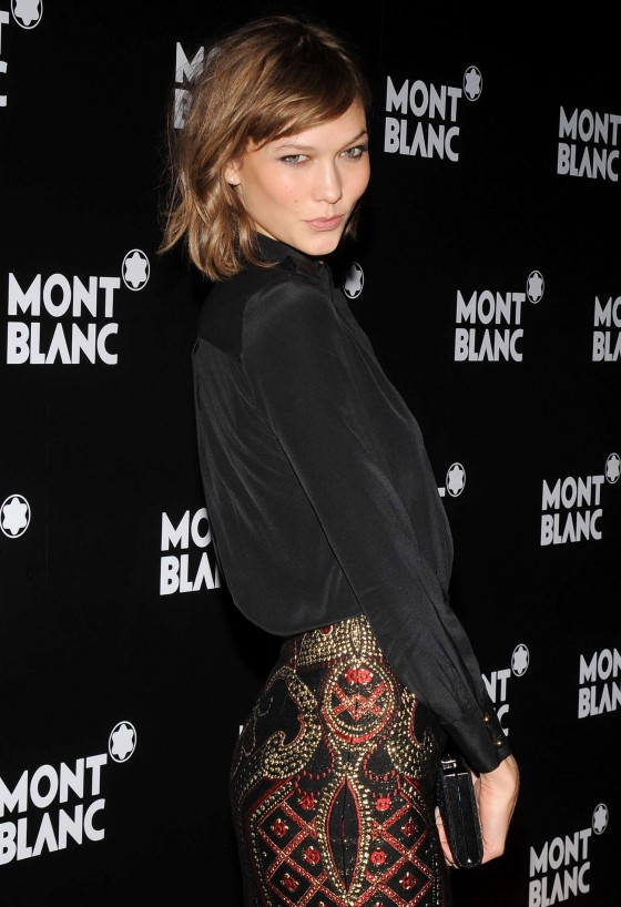 Karlie Kloss – Madison Avenue Boutique Opening in NYC