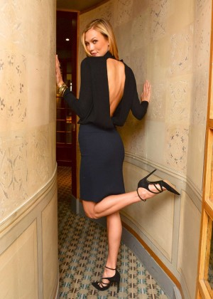 Karlie Kloss - MatchesFashion.com Dinner in Paris