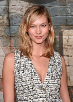 Karlie Kloss - No. 5 The Film by Baz Luhrman Premiere in NYC