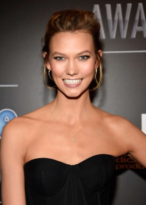 Karlie Kloss - 2014 PEOPLE Magazine Awards in Beverly Hills