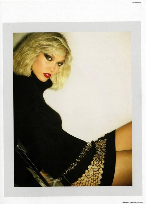 Karlie Kloss: Self Service Magazine 2013 -01