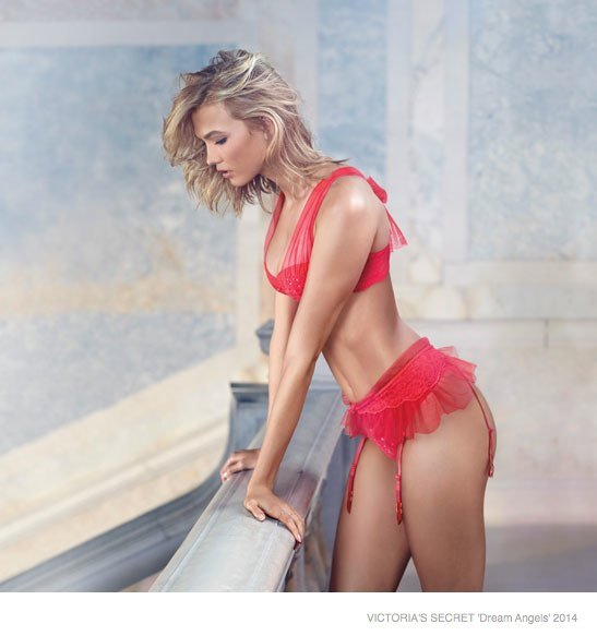 Karlie Kloss – Victoria's Secret Dream Angels 2014 Campaign Photos