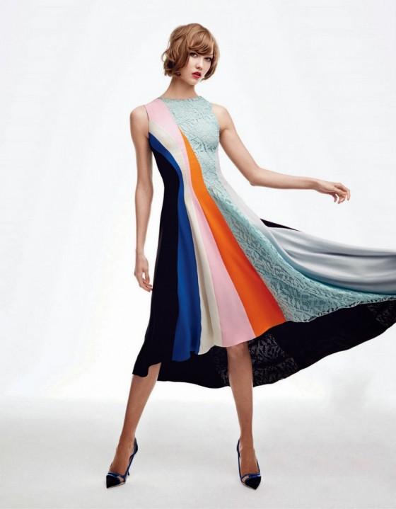 Karlie Kloss: Vogue Japan -06