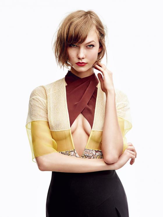 Karlie Kloss: Vogue Japan -09