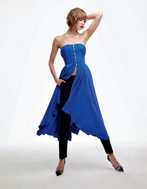 Karlie Kloss: Vogue Japan -10