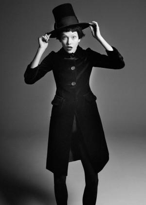 Karlie Kloss: Vogue Paris 2014 -02