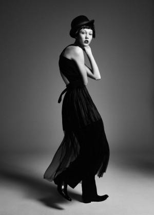 Karlie Kloss: Vogue Paris 2014 -03