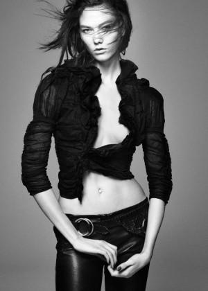 Karlie Kloss: Vogue Paris 2014 -04