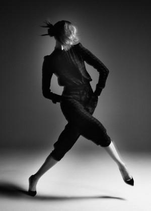 Karlie Kloss: Vogue Paris 2014 -05