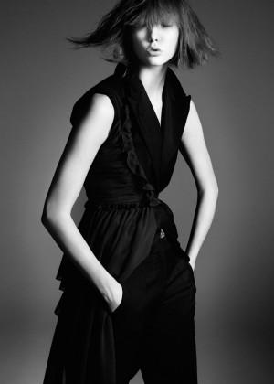 Karlie Kloss: Vogue Paris 2014 -06