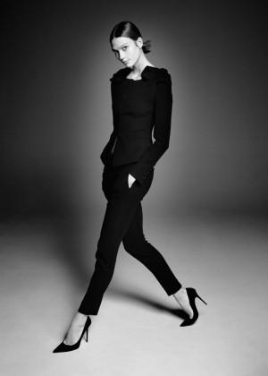 Karlie Kloss: Vogue Paris 2014 -09