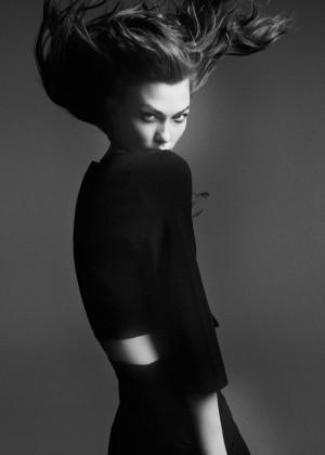 Karlie Kloss: Vogue Paris 2014 -11