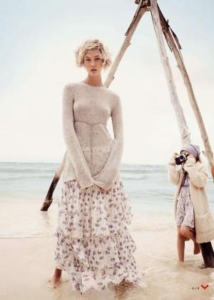 Karlie Kloss: Vogue Us Magazine -02