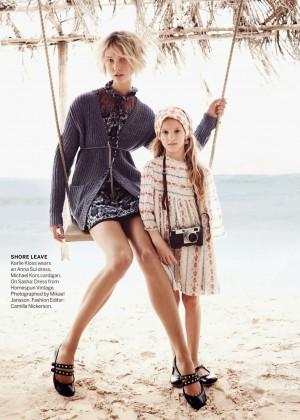 Karlie Kloss: Vogue Us Magazine -03