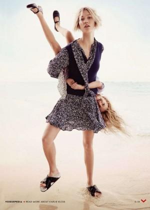 Karlie Kloss: Vogue Us Magazine -05
