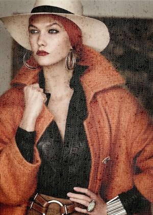 Karlie Kloss - Vogue US Magazine (September 2014)