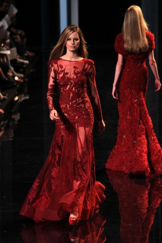 fashion elie saab couture fallwinter