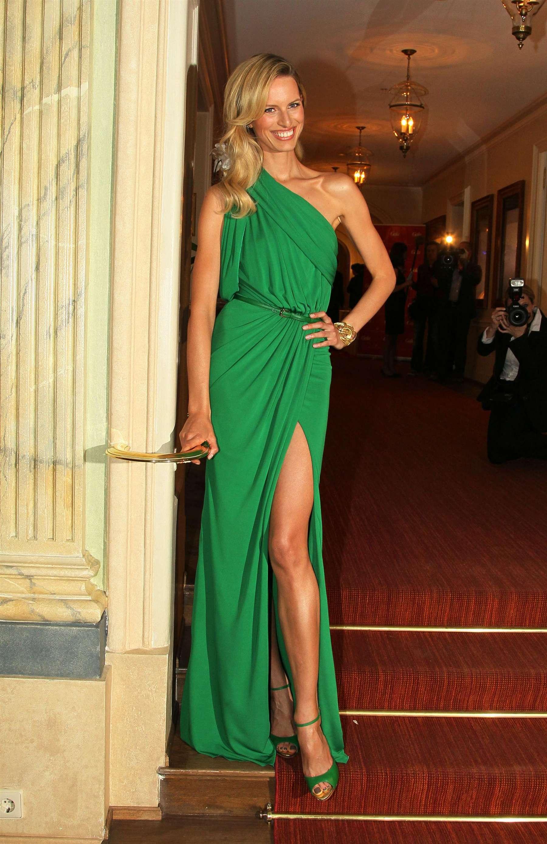 Karolina Kurkova legs at Gala Spa Award-05 – GotCeleb