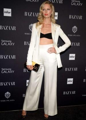 Karolina Kurkova - Harper's BAZAAR Celebrates Icons By Carine Roitfeld Event in NYC