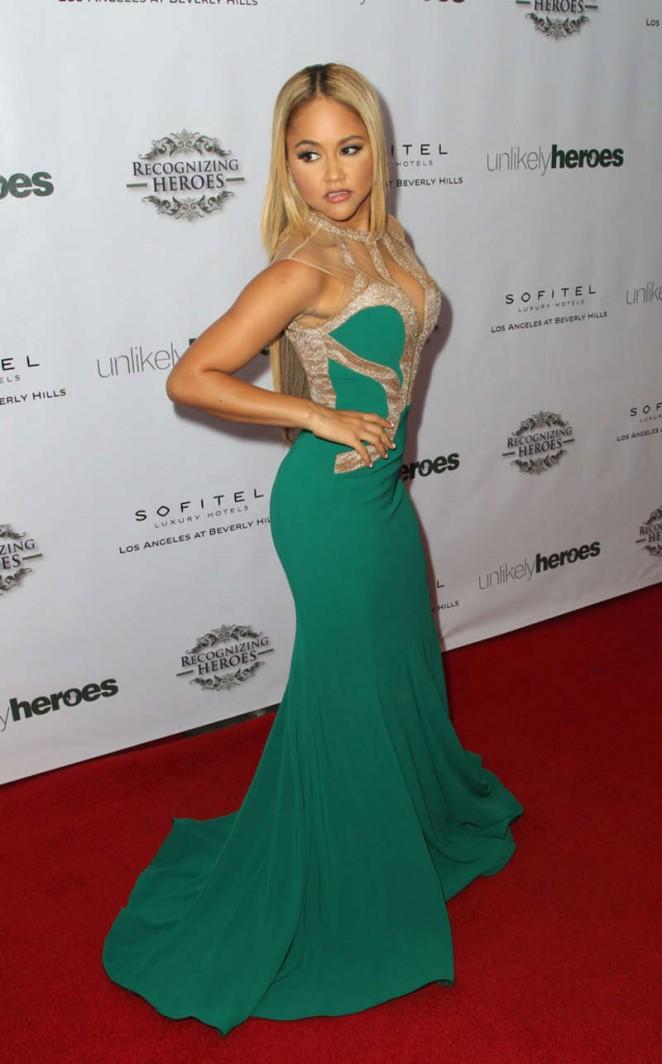 Kat Deluna 2014 Unlikely Heroes Awards Dinner And Gala 03