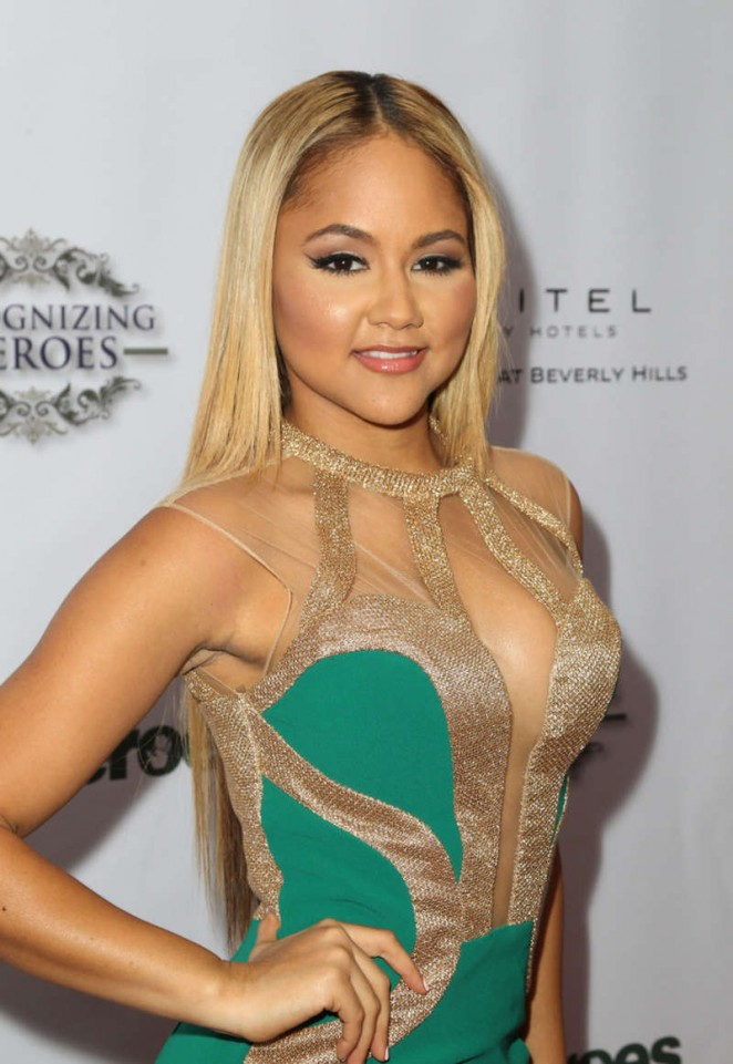 Kat DeLuna - 3rd Annual Unlikely Heroes Awards Dinner and Gala in Los Angeles