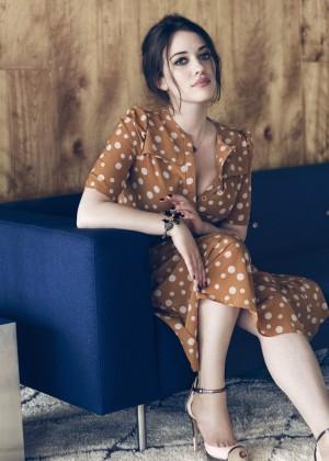 Kat Dennings: Zooey Magazine -01