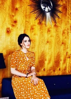 Kat Dennings: Zooey Magazine -03