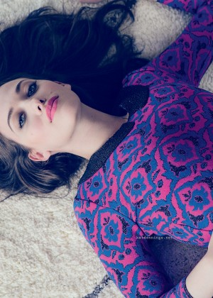 Kat Dennings: Zooey Magazine -04