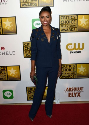 Kat Graham red carpet -01