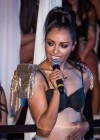 Kat Graham - performing in her bra-03