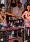 Kat Graham - performing in her bra-04