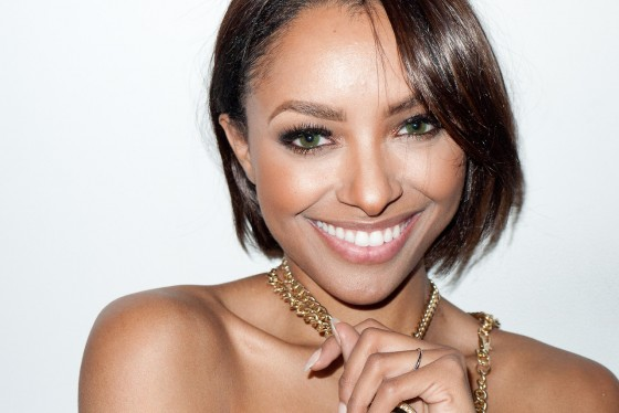 Kat Graham: Uncle Terry 2013 -04
