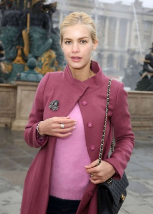 Kat Torres Street Style - out and about in Paris