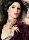 Kat Von D: Latina Magazine -04