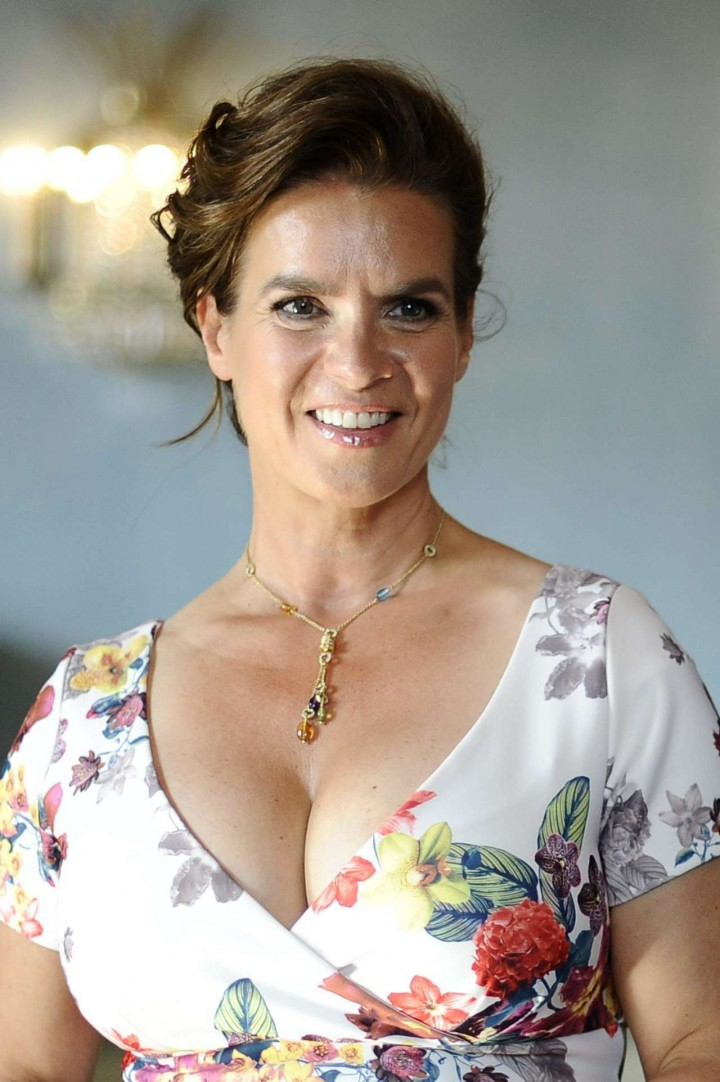 Katarina Witt opening of the Munich Opera Festival in Munich -01